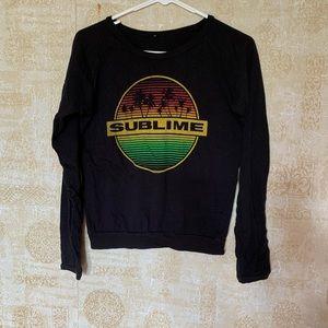 Sublime long sleeve band shirt